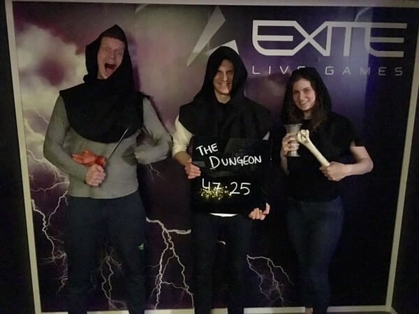 EXITE Live Games Escape Room